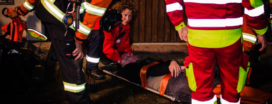 Fotos Feuerwehr Gesamtübung